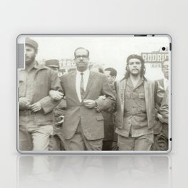 Che Guevara, Fidel Castro and Revolutionaries Laptop & iPad Skin