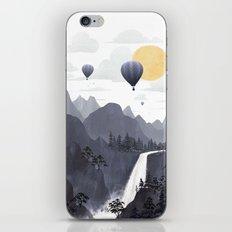 Roundscape II iPhone & iPod Skin