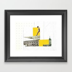 Rehabit 5 Framed Art Print