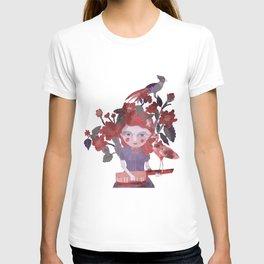 The flamingo inspire me... T-shirt