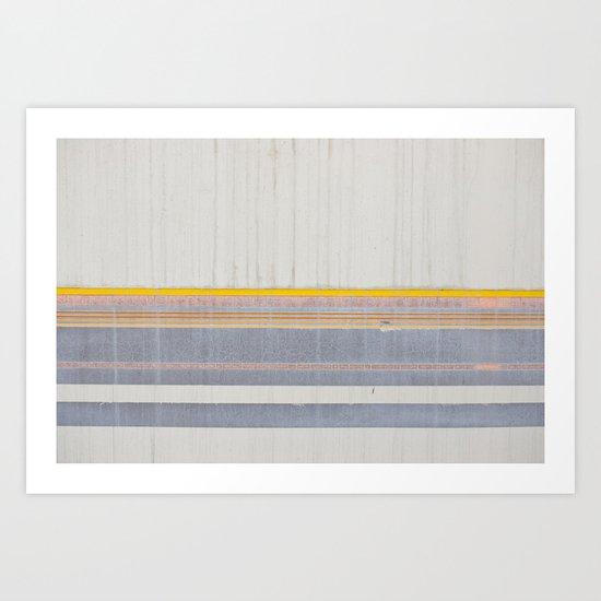 the RV Art Print