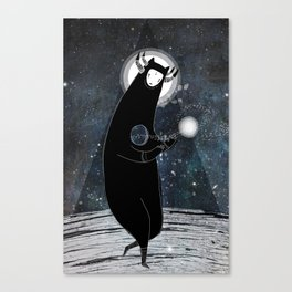 The Long Winter Canvas Print