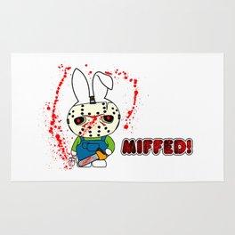 MIFFED! I Rug