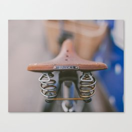 Brooks Bike Canvas Print