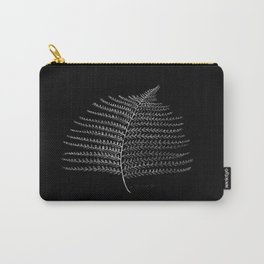 New Zealand Fern Leaf Carry-All Pouch