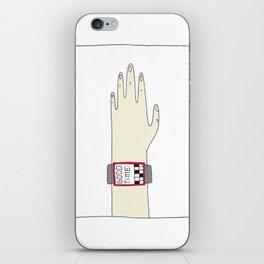 good time iPhone Skin