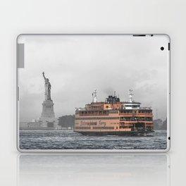 Liberty & The Boat Laptop & iPad Skin