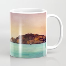 Glowing Mediterranean Coffee Mug