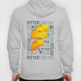 Umbrella  Pitter Patter Hoody