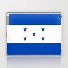 flag honduras,america,latine,spanish,Honduran, Catracho,Mesoamerican,Tegucigalpa,San Pedro,Choloma Laptop & iPad Skin