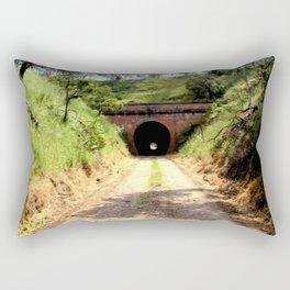 Cheviot Tunnel #2 Rectangular Pillow