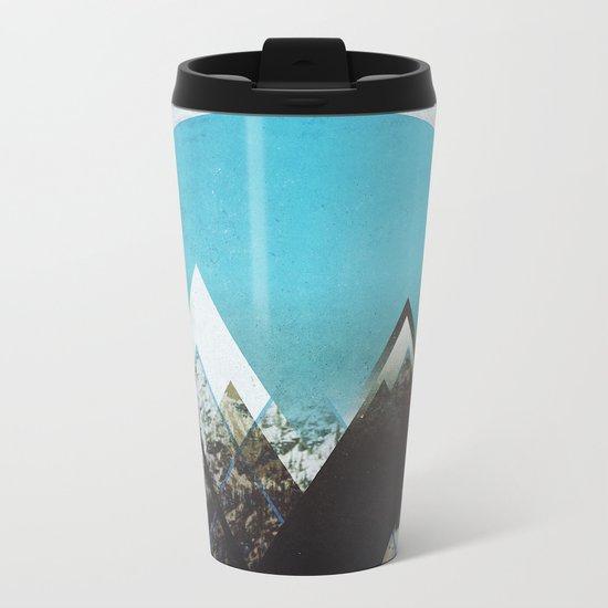 Fractions B23 Metal Travel Mug