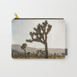 Joshua Tree (yucca palm) Carry-All Pouch