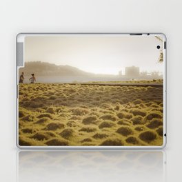 Run Lisbon Portugal Laptop & iPad Skin