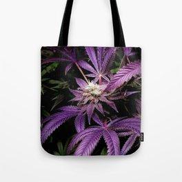 Purrple Tote Bag