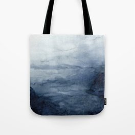 Indigo Abstract Painting | No.2 Tote Bag