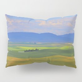 Palouse Country Pillow Sham