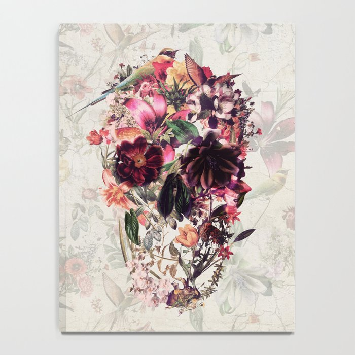 New Skull 2 Notebook