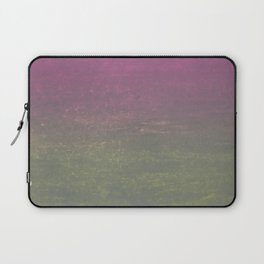 Pink, Gold & Silver Ombre Shimmer Laptop Sleeve