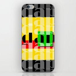 Adapt iPhone Skin