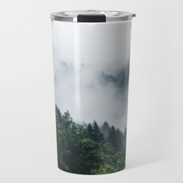 Moody Forest Travel Mug