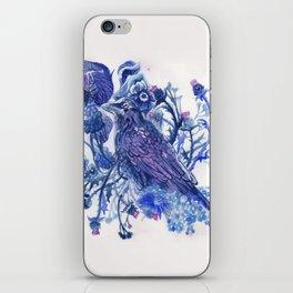 Raven Magic iPhone Skin