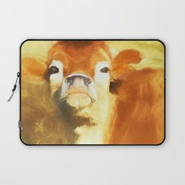 A Moo Attitude Laptop Sleeve