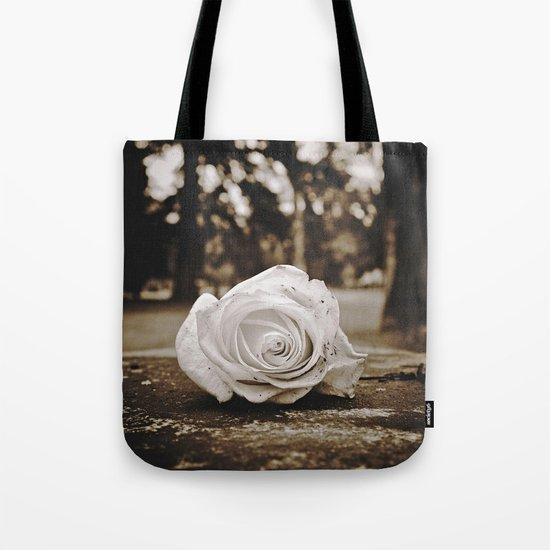 Symbolic rose Tote Bag