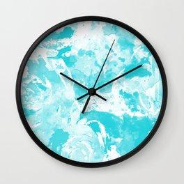 Sea Storm Wall Clock