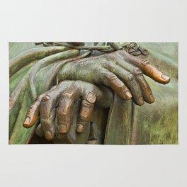 Hands of Wisdom Rug