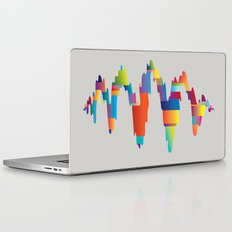 After the earthquake Laptop & iPad Skin