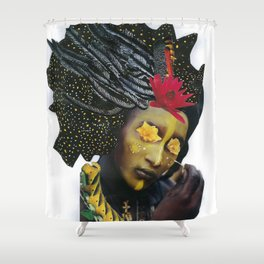 Sea you at the finals Shower Curtain