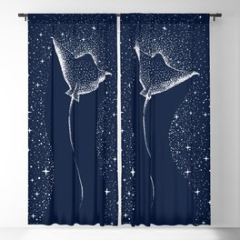 Star Collector Blackout Curtain