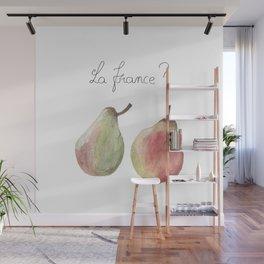 La France ? Wall Mural