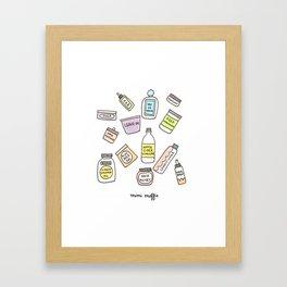 Product Junkie Framed Art Print