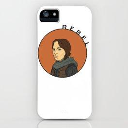 Jyn iPhone Case