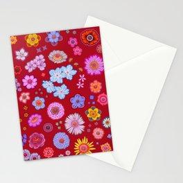 nips of nectar 2 Stationery Cards