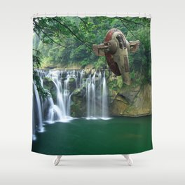 Another Bounty Shower Curtain