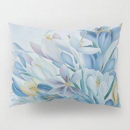 Lovely Spring Crocus Pillow Sham