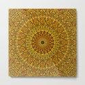 Garden Mandala Ornament by davidzydd