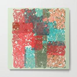 abstract 033 Metal Print