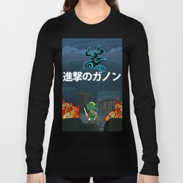 Shingeki No Ganon Long Sleeve T-shirt