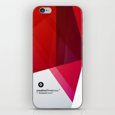 Abstrakt iPhone & iPod Skin