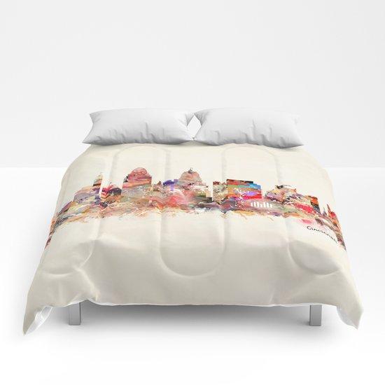 cincinnati ohio  Comforters