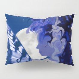 The Butterfly Maker's Moon Pillow Sham