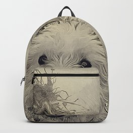 West Highland White Terrier Backpack
