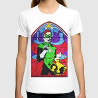 religion T-shirts featuring heroic religion by Flo Zero