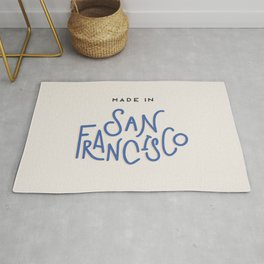 Made in San Francisco Rug