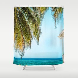 Belize Breeze Shower Curtain