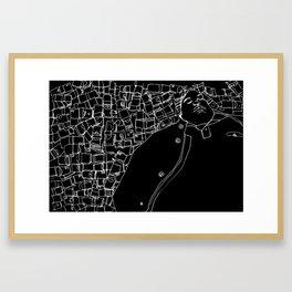 I Gotta Do it Man - inverted Framed Art Print